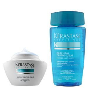 Kérastase Dermo-Calm Duo for Normal Hair