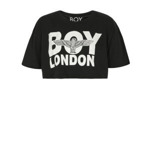 Boy London Women's Crop Top - Black