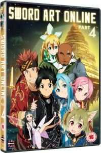 Sword Art Online - Part 4: Episodes 20-25