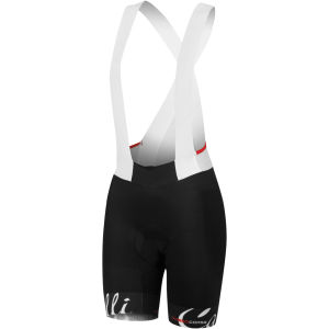 Castelli Women's Bodypaint 2.0 Bib Shorts - Black