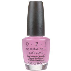 Vernis à ongles OPI Natural Nail Base Coat 15ml