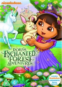 Dora Explorer: Doras Enchanted Forest Adventures