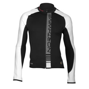 Northwave Blade Front Protection Long Sleeve Cycling Jersey