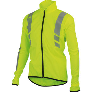 Sportful Reflex 2 Jacket - Yellow Fluo