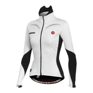 Castelli Ls Fz Transparente Cycling Jersey
