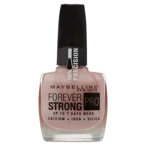Vernis à ongles Maybelline New York Forever Strong Pro - 78 Porcelain (10ml)