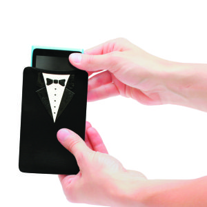 Smart Phone - Tuxedo Phone Cover