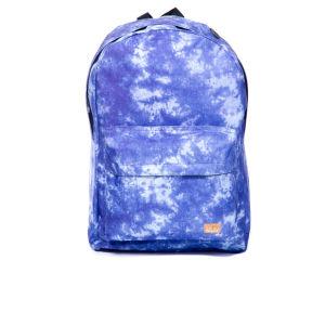 Spiral Tie Dye Backpack - Navy