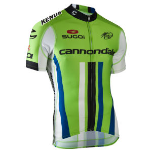 Cannondale Pro Cycling Jersey 2014 - Green
