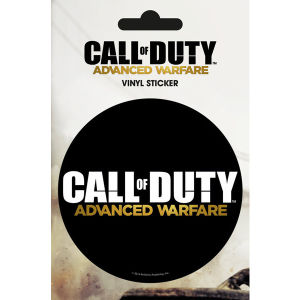 Call of Duty Advanced Warfare Logo - Sticker