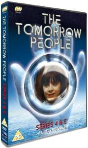 The Tomorrow People - Series 4 & 5