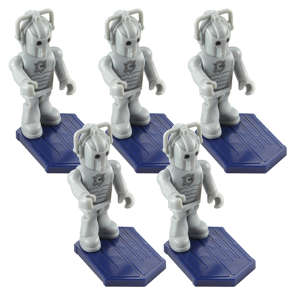 Dr Who Character Building Cyberman Army Builder Pack