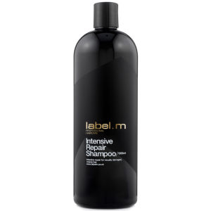 label.m Intensive Repair Shampoo (1000ml)
