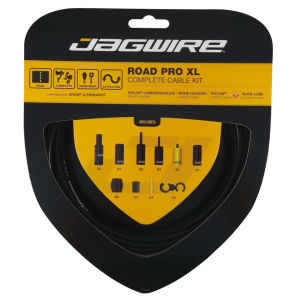 Jagwire Kit Road Pro XL Brake/Gear Cable