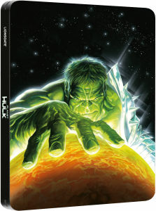 Planet Hulk - Zavvi exklusives Limited Edition Steelbook