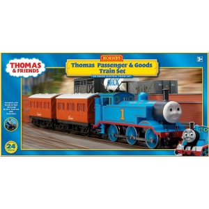 Hornby Thomas & Friends Passenger Train Set 00 Gauge (R9271)