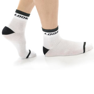 LOOK Men's Classic Socks - White