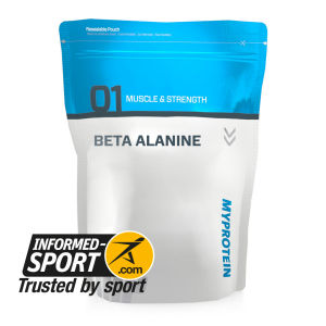 Bêta Alanine - Gamme Batch Tested