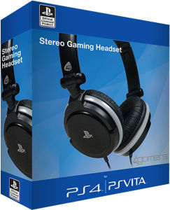 Stereo Gaming Headset Dual Format