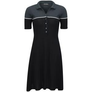 John Smedley Women's Catrin Dress - Night Sky