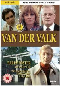 Van Der Valk - Complete Series Box Set [11DVD]