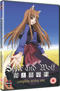 Spice and Wolf Season One Collection