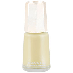 Mavala Lemon Cream Nail Colour (5ml)
