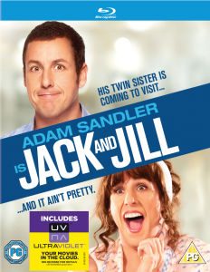 Jack and Jill (Includes UltraViolet Copy)