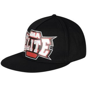 MMA Elite Herren Steak Cap - Schwarz - Einheitsgröße