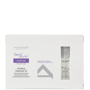 Alfaparf Semi Di Lino Moisture Nutritive Essential Oil (6x13ml)