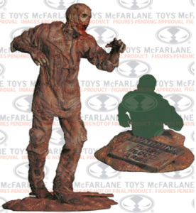 The Walking Dead Series 7 Mud Walker Action Figure
