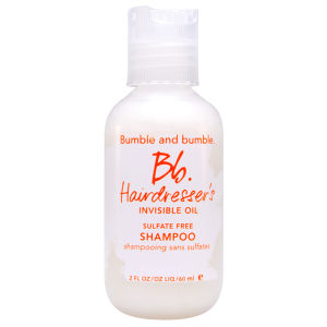 Bb Hairdressers Invisible Oil Sulphate Free Shampoo