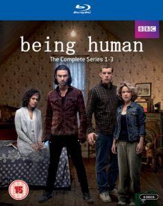 Being Human - Series 1-3