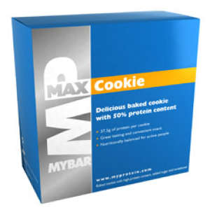 Myprotein MP Max Protein Cookie - Chocolate Orange