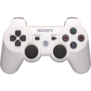 Dual Shock 3: PS3 Controller White