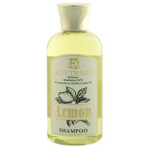 Trumpers Lemon Shampoo - 100ml Travel