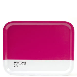Pantone Universe Large Tray - Fuchsia 675