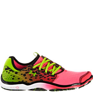Under Armour Women's Toxic Six Running Shoes - Hyper Green/Black/Neo Pulse