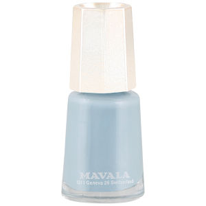 Mavala Blue Mint Nail Colour (5ml)