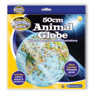 Eureka Toys Animal Globe - 50cm