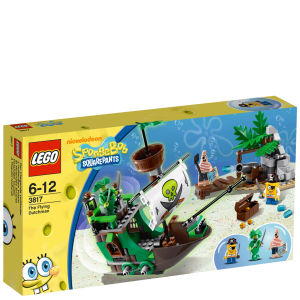 LEGO SpongeBob SquarePants: The Flying Dutchman (3817)