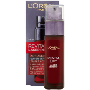 Sérum antiedad triple acción L'Oreal Paris Dermo Expertise Revitalift Laser Renew (30ml)