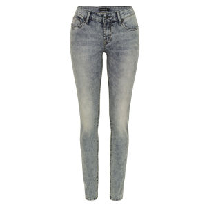 Denham Women's Cleaner ABS Blue Skinny Jeans - Light Wash