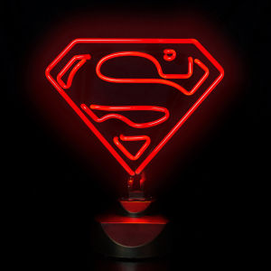 DC Comics Superman 30cm Wide Neon Light