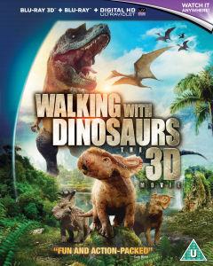 Walking With Dinosaurs 3D (Bevat 2D Versie en UltraViolet Copy)