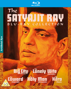 5 Films by Satyajit Ray