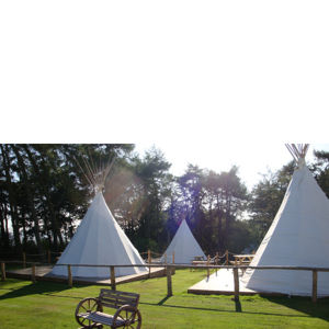 Two Night Stay in Western Tepee for Two