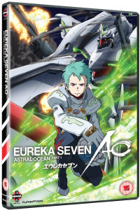 Eureka Seven AO (Astral Ocean) - Part 1: Episodes 1-12