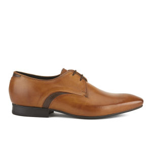 H Shoes by Hudson Men's Dawlish Derby Shoes - Tan