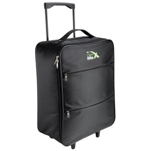 Cabin Max Stockholm World's Lightest Trolley Bag - Black
